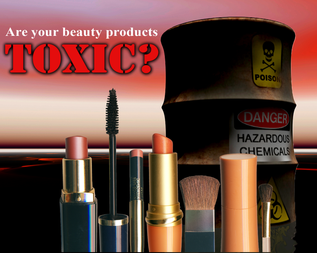 Are Your Beauty Products Toxic? - DrJockers.com