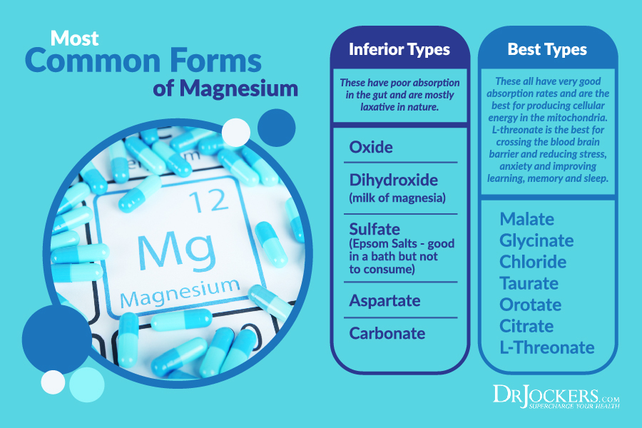 What Is The Best Magnesium Supplement? - DrJockers.com