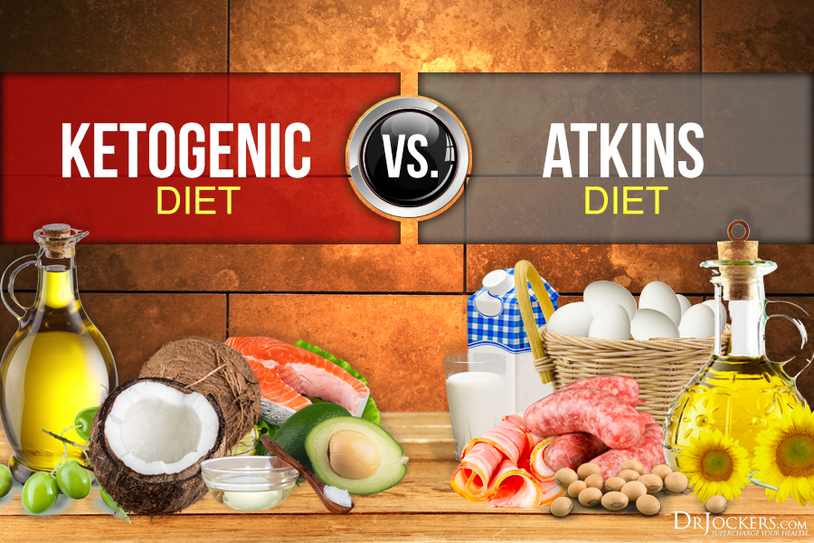 Ketogenic Diet vs Atkins Diet: Which is Better ...