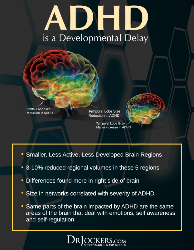 ADHD, ADHD:  Symptoms, Causes and Natural Support Strategies
