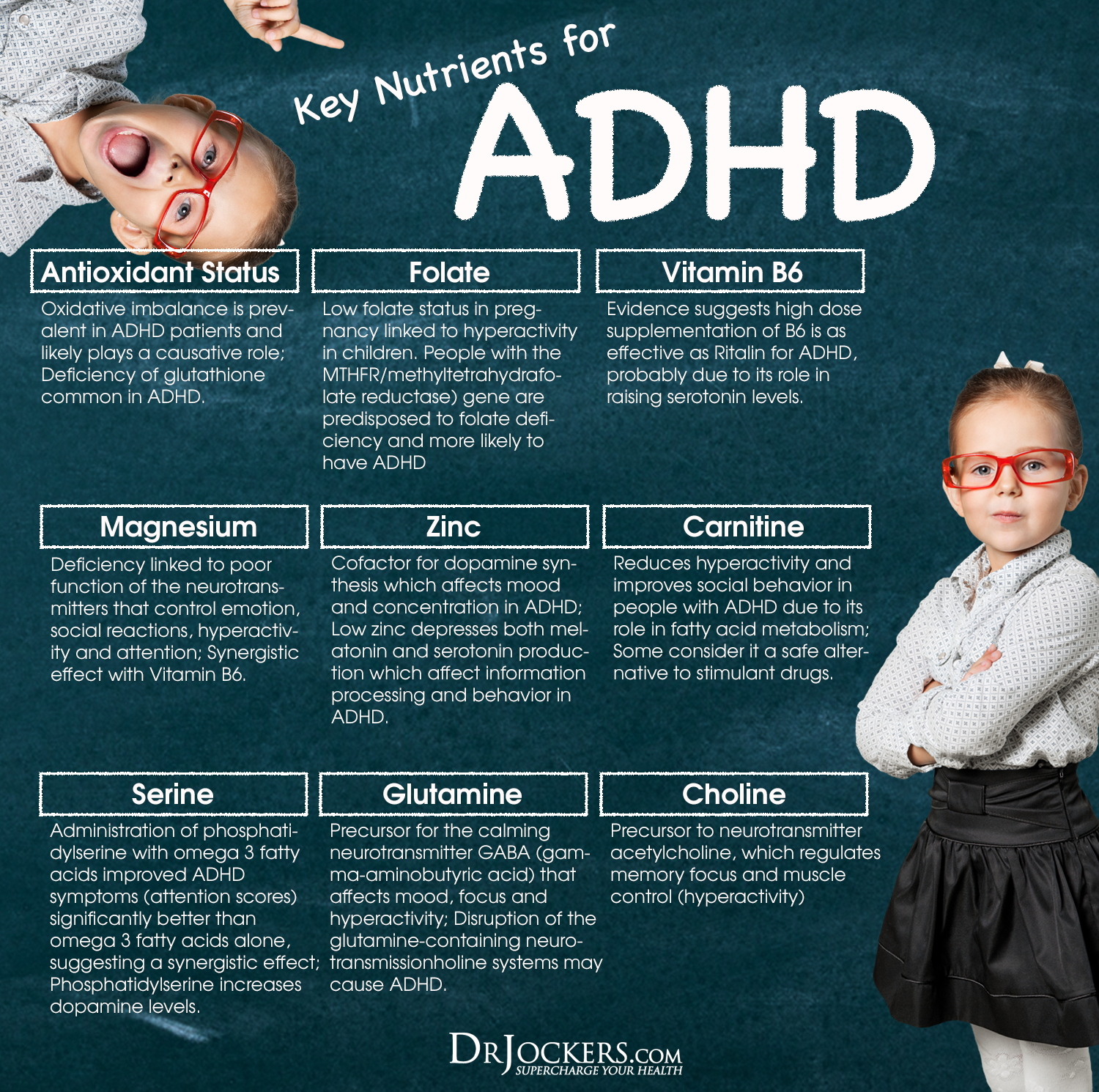 Omega 3 dosage adhd adults
