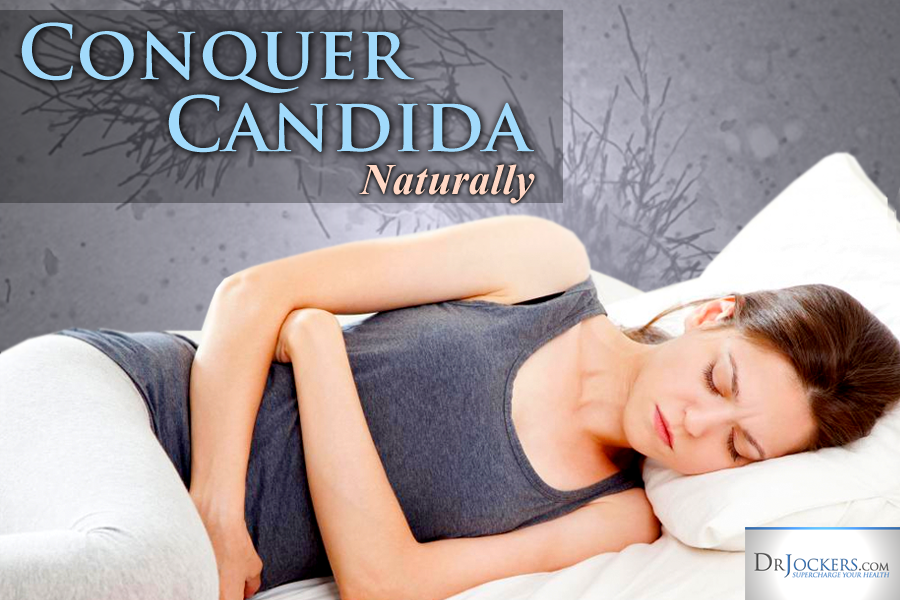 Heal Candida Cover