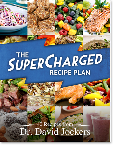 The SuperCharged Recipe Plan