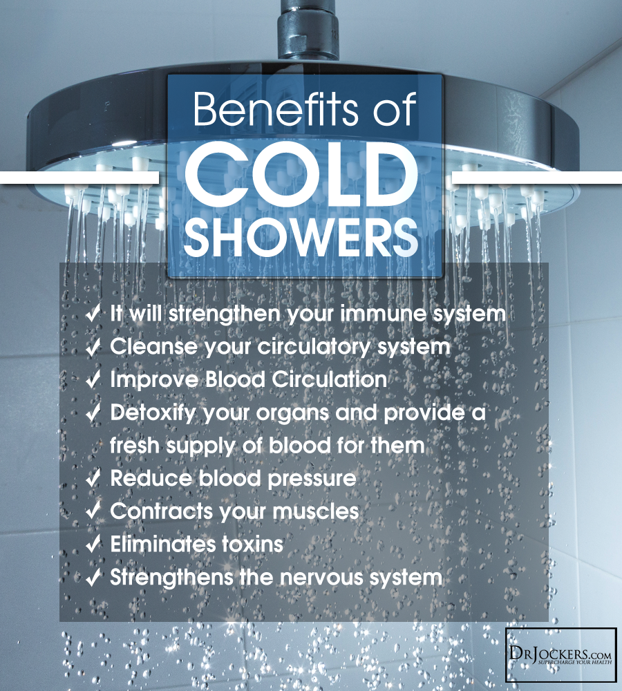 Cold Showers, 3 Surprising Benefits of Taking Cold Showers