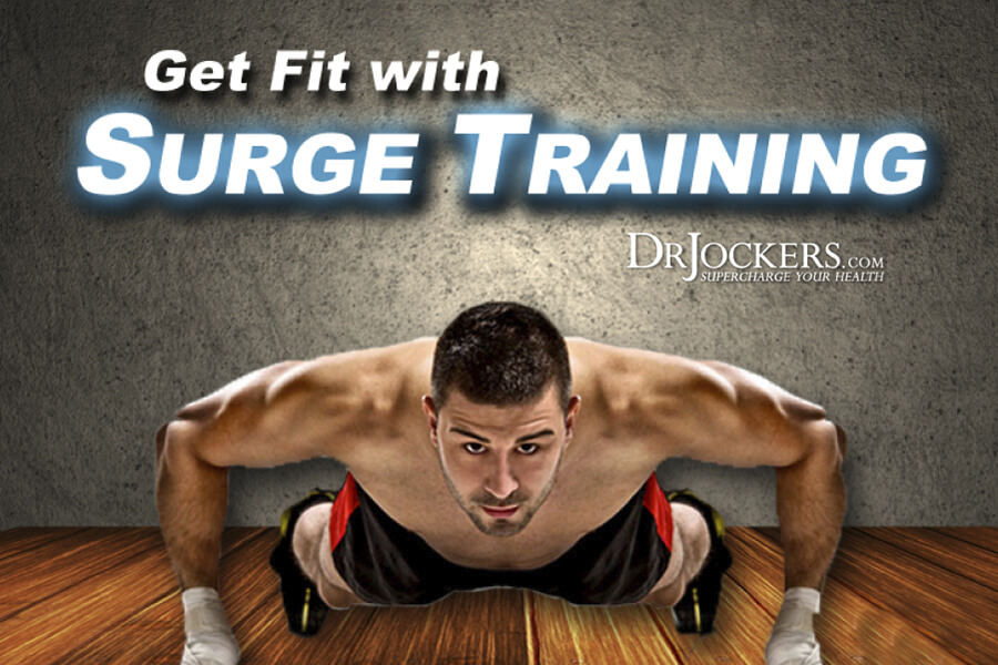 surge training, Strengthen Your Body and Mind with Surge Training