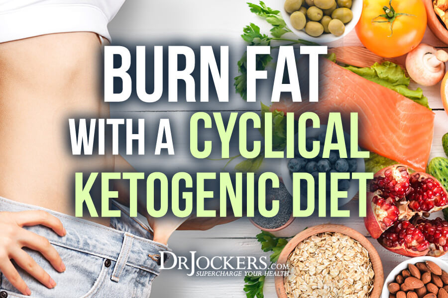 Cyclical Ketogenic Diet, Burn Fat with a Cyclical Ketogenic Diet