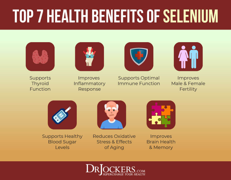 selenium, How Selenium Helps to Detox Mercury