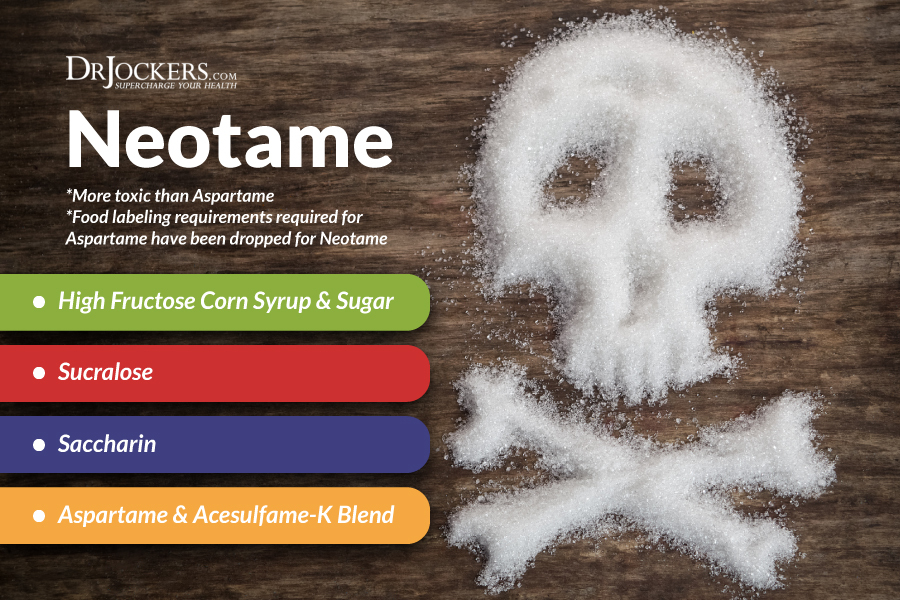 artificial sweeteners, The Dangers of Artificial Sweeteners