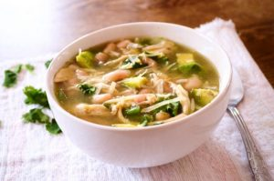chicken avocado soup, Chicken Avocado Soup