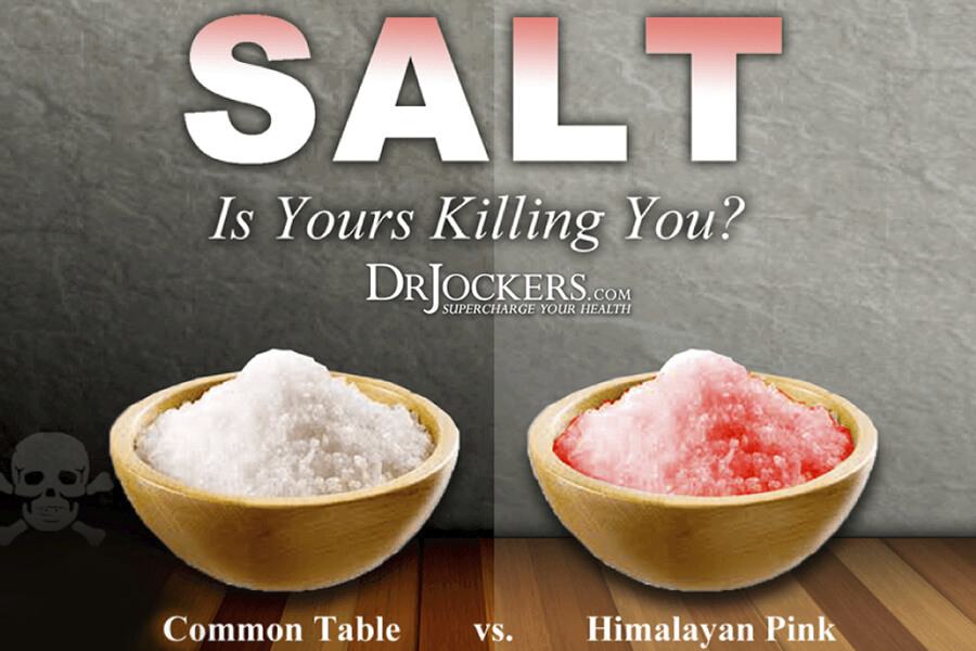 Pink salt, Top 10 Health Benefits of Pink Salt