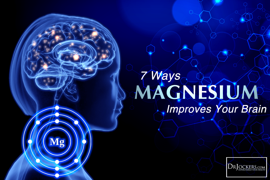 Magnesium Improves Brain Cover