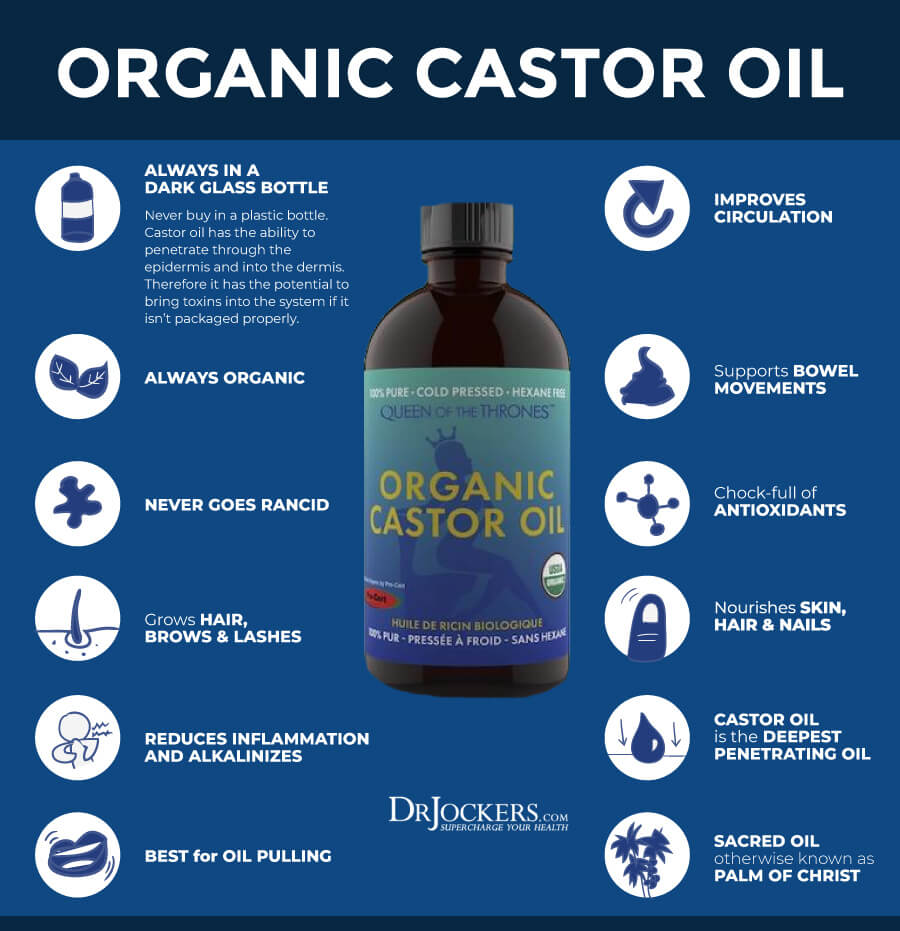 castor oil packs, How to Use Castor Oil Packs to Help You Detox
