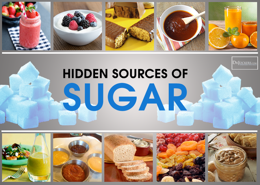 sources, 10 Hidden Sources of Sugar You Didn't Know About