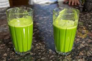 brain green juice, Super Brain Green Juice