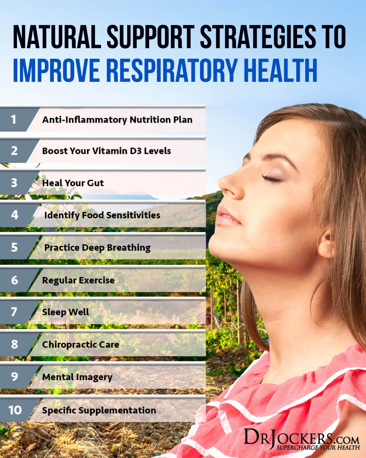 Asthma, Asthma: Symptoms, Causes and Natural Support Strategies