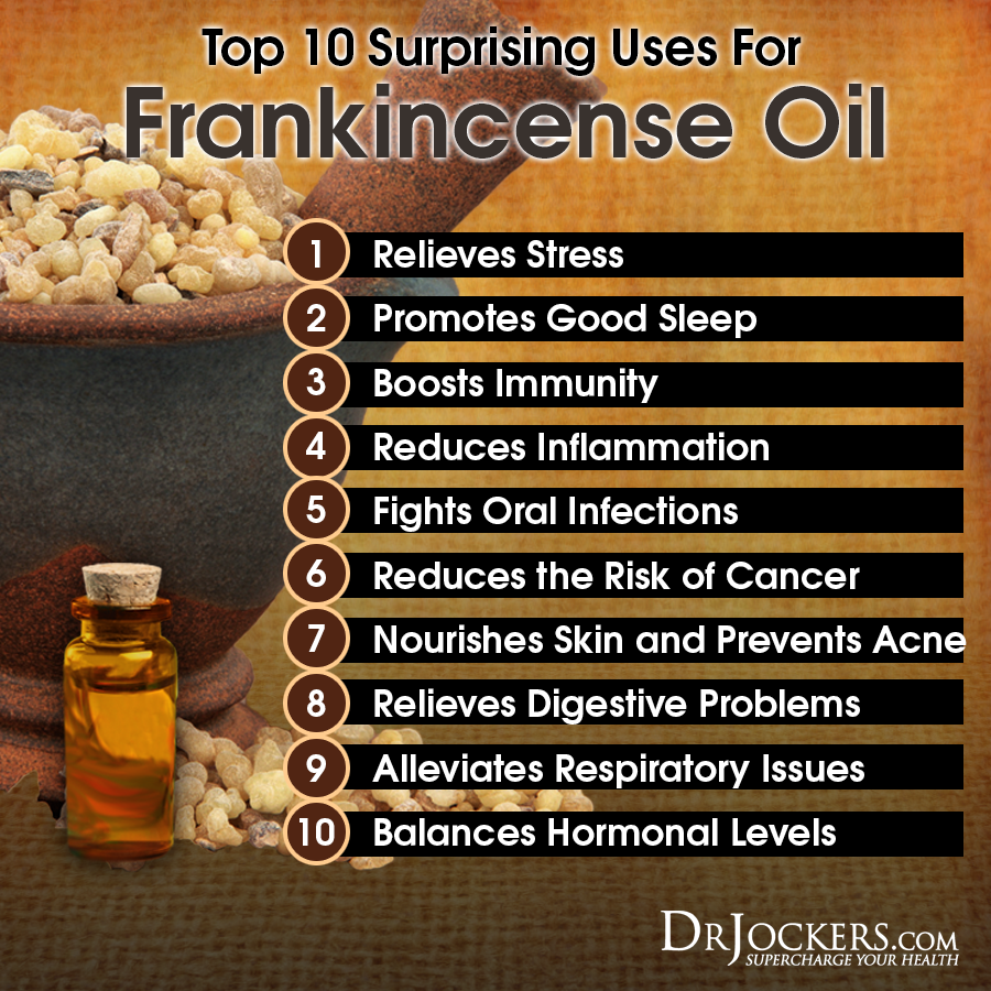 frankincense, Top 10 Surprising Uses For Frankincense Oil