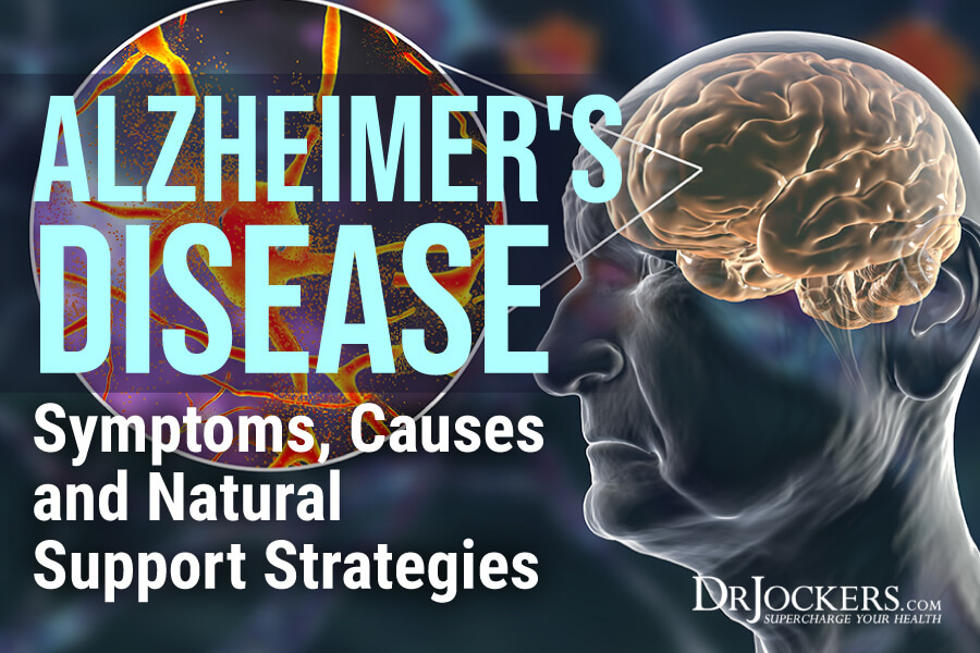 Alzheimer's Disease, Alzheimer's Disease: Symptoms, Causes and Natural Support Strategies