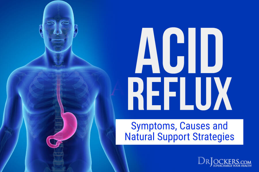 acid reflux, Acid Reflux:  Symptoms, Causes and Natural Support Strategies
