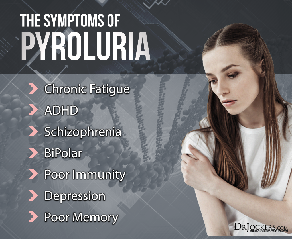 Pyroluria, Pyroluria:  The Most Common Unknown Disorder