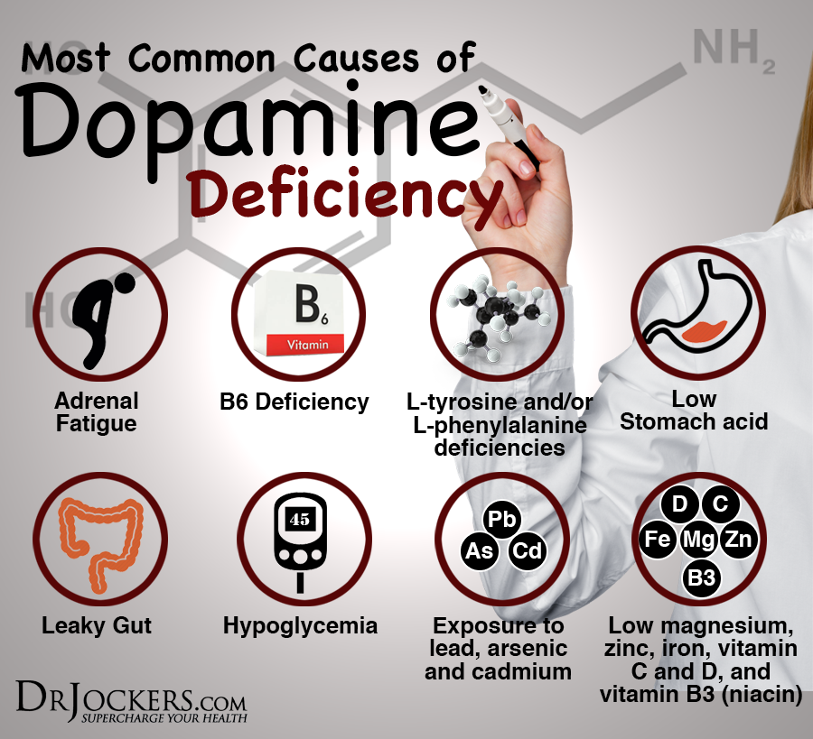 How To Get Dopamine From Food