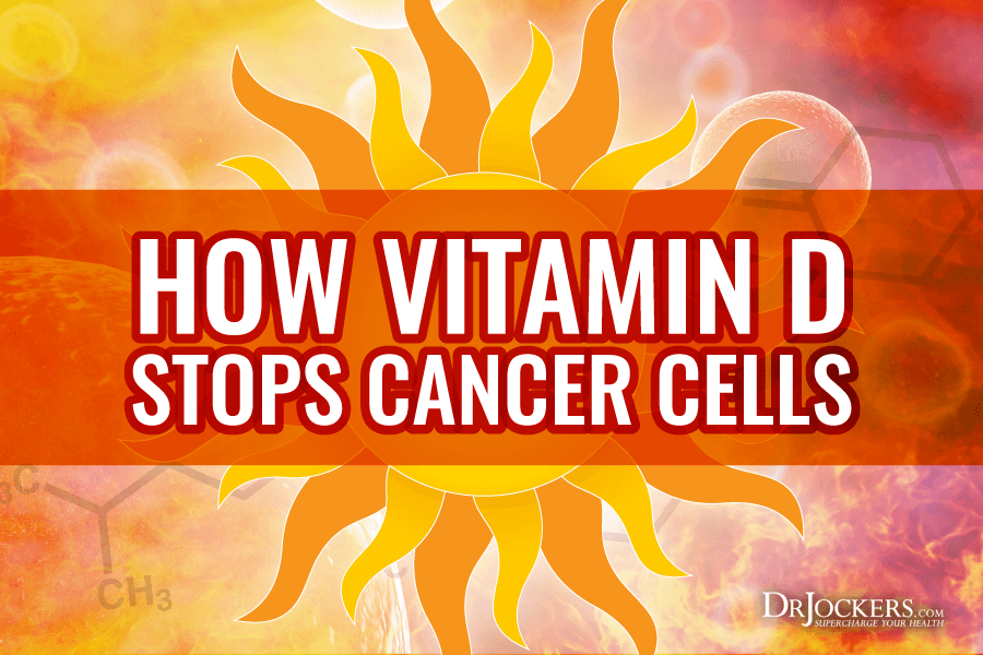 vitamin d, How Vitamin D Stops Cancer Stem Cells