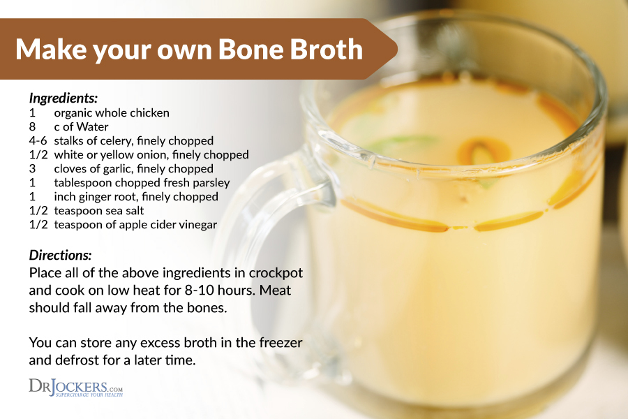 Bone Broth, 10 Reasons to Use Bone Broth