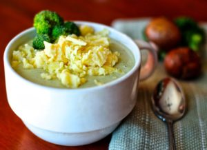 Broccoli cream soup, Broccoli Cream Soup
