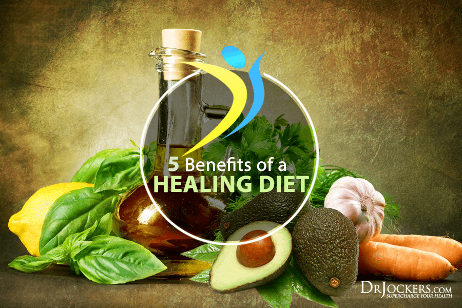 Healing Diet, 5 Benefits of a Healing Diet for Reducing Inflammation