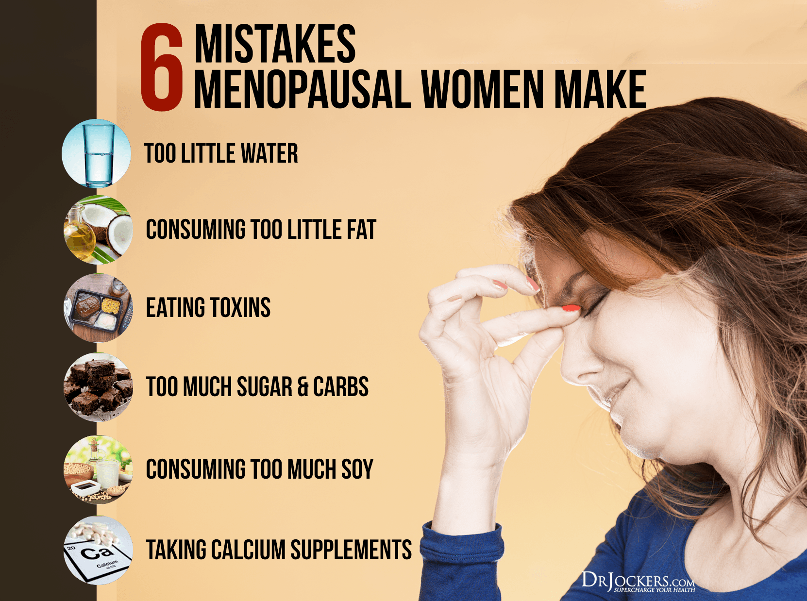 menopause, 12 Ways to Eat During Menopause