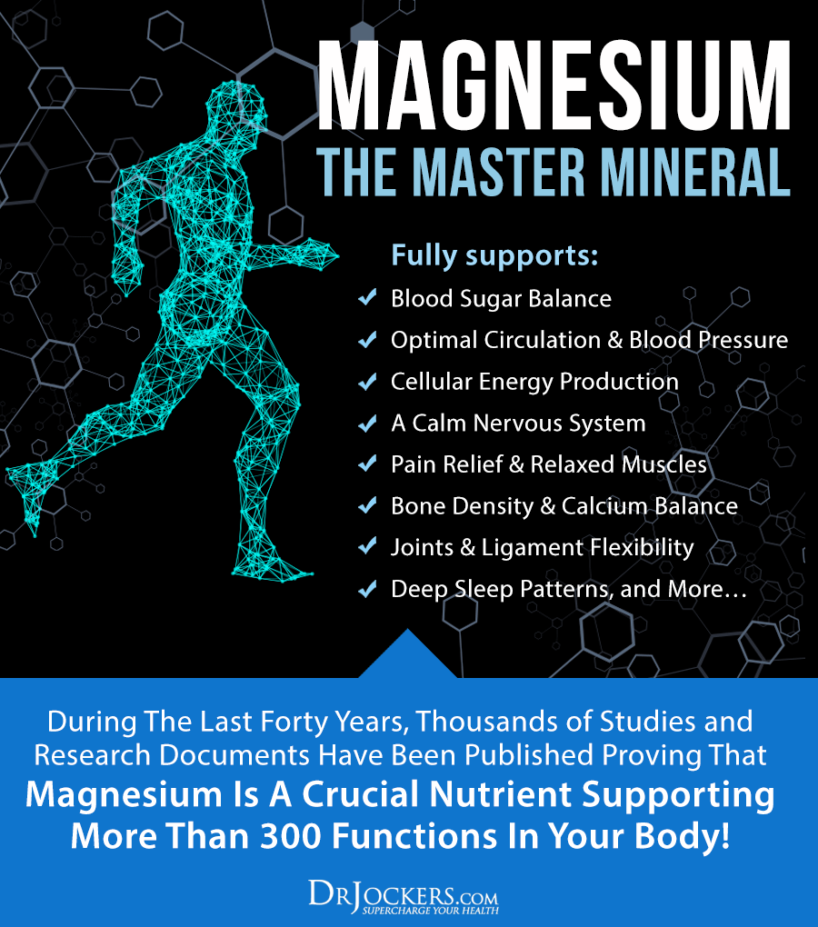 magnesium improves brain, 7 Ways Magnesium Improves Brain Health