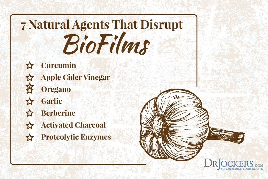 Biofilms, 7 Natural Agents That Disrupt Biofilms