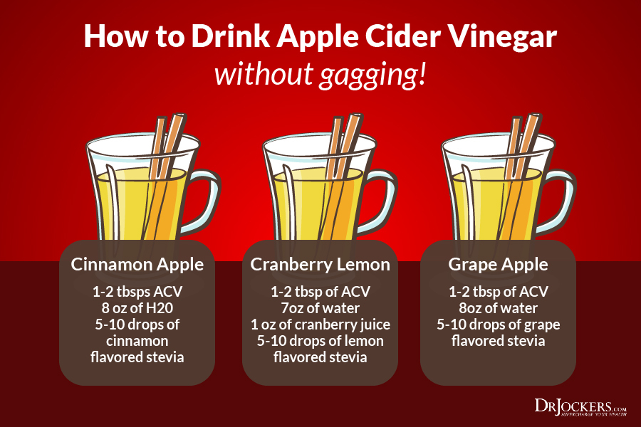 12 Ways to Use Apple Cider Vinegar - DrJockers.com