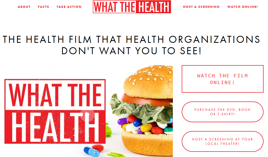 What The Health, What the Health Movie Review