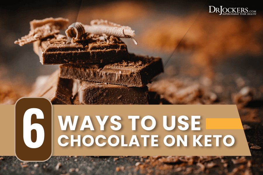 chocolate, 6 Ways to Use Chocolate on a Ketogenic Diet