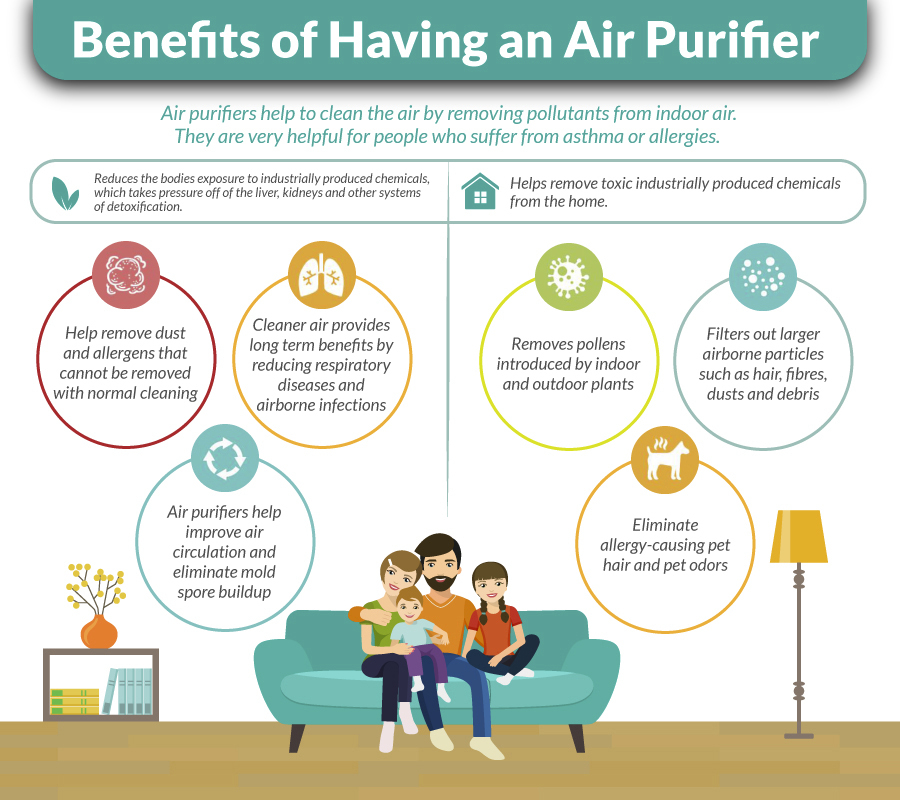 Indoor Air Quality, 4 Ways to Improve Indoor Air Quality