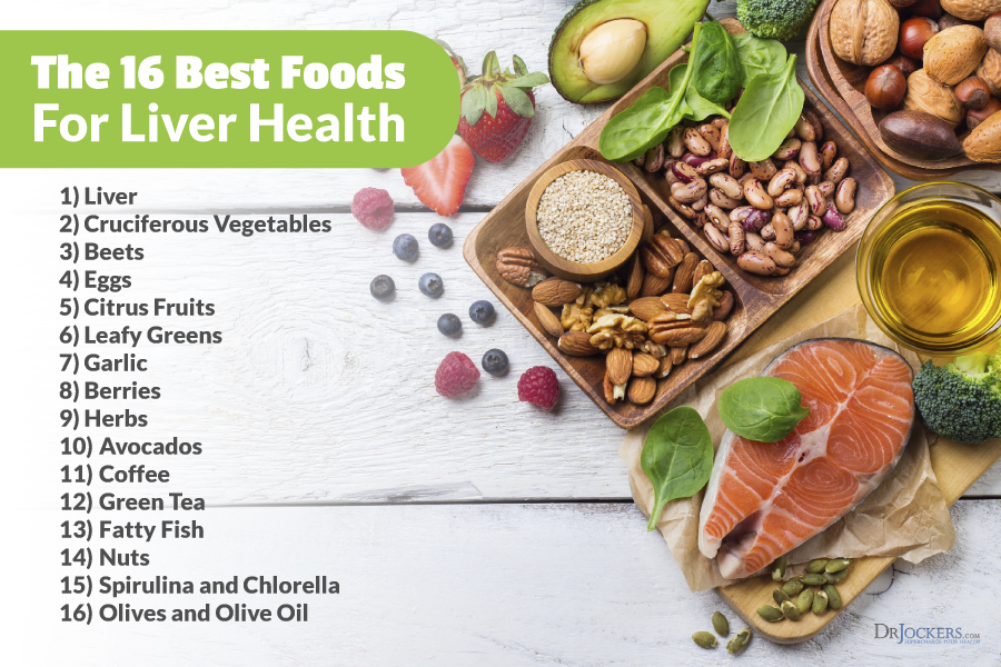 Foods Good For Liver Support