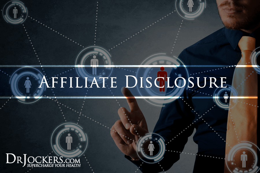 Affiliate Disclosure, DrJockers.com Affiliate Disclosure
