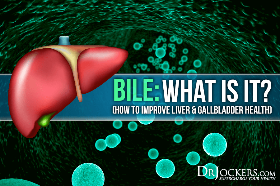 Bile, Bile: What is it? How to Improve Liver & Gallbladder Health