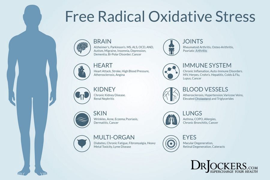 NrF2, 5 Ways to Activate the Anti-oxidant Benefits of Nrf2
