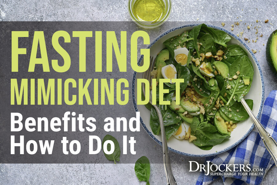 Fasting Mimicking Diet, Fasting Mimicking Diet:  Benefits and How to Do it