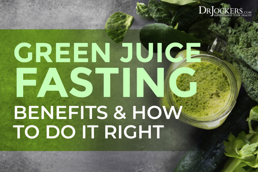 green juice fasting, Green Juice Fasting:  Benefits and How To Do It Right
