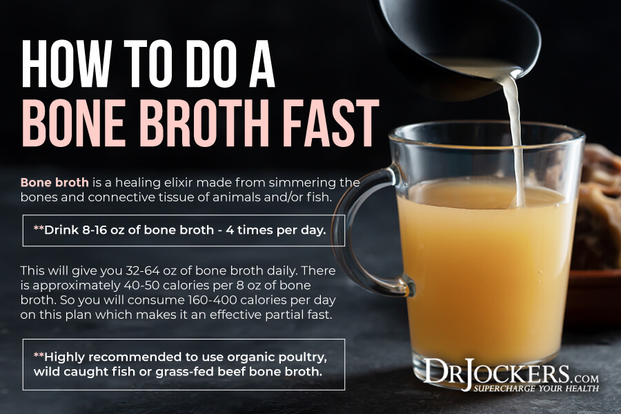 bone broth fasting, Bone Broth Fasting: Top 5 Benefits and How To Do It