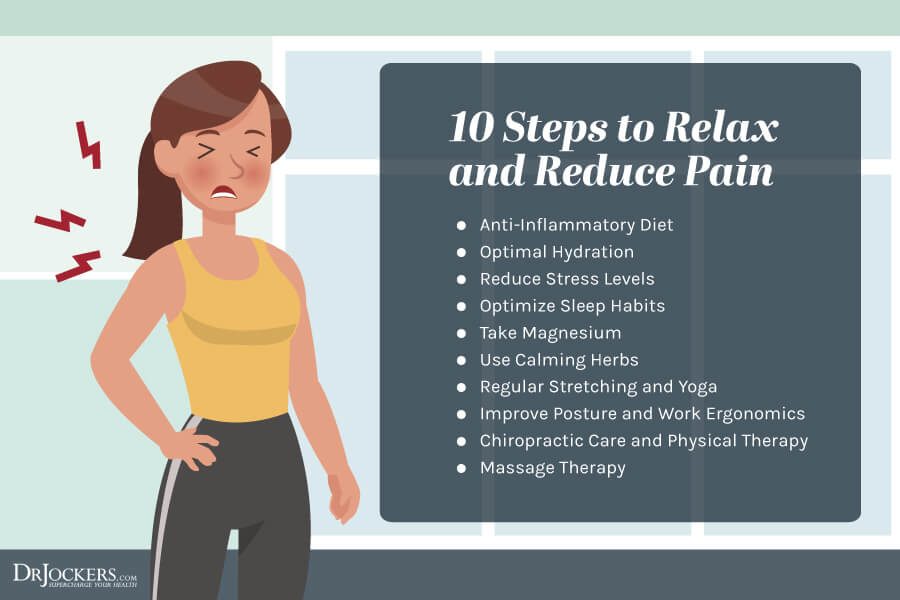 tight muscles, Tight Muscles:  10 Steps to Relax and Reduce Pain