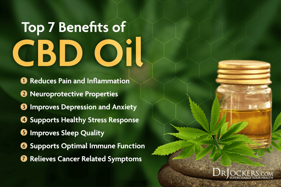cbd oil, CBD Oil: Top 7 Benefits and How to Use It