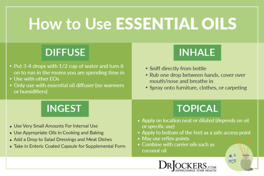 brain health, How To Use Essential Oils For Brain Health