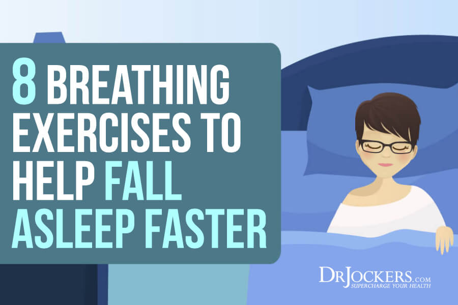 breathing exercises, 8 Breathing Exercises To Help Fall Asleep Faster