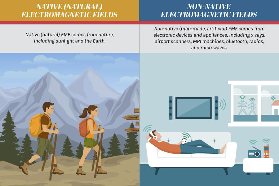 EMF Exposure, EMF Exposure: Dangers, Symptoms and Protection