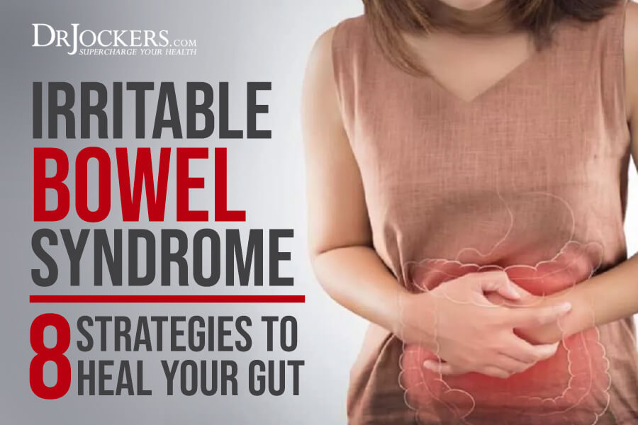Irritable Bowel, Irritable Bowel Syndrome:  8 Strategies to Heal Your Gut