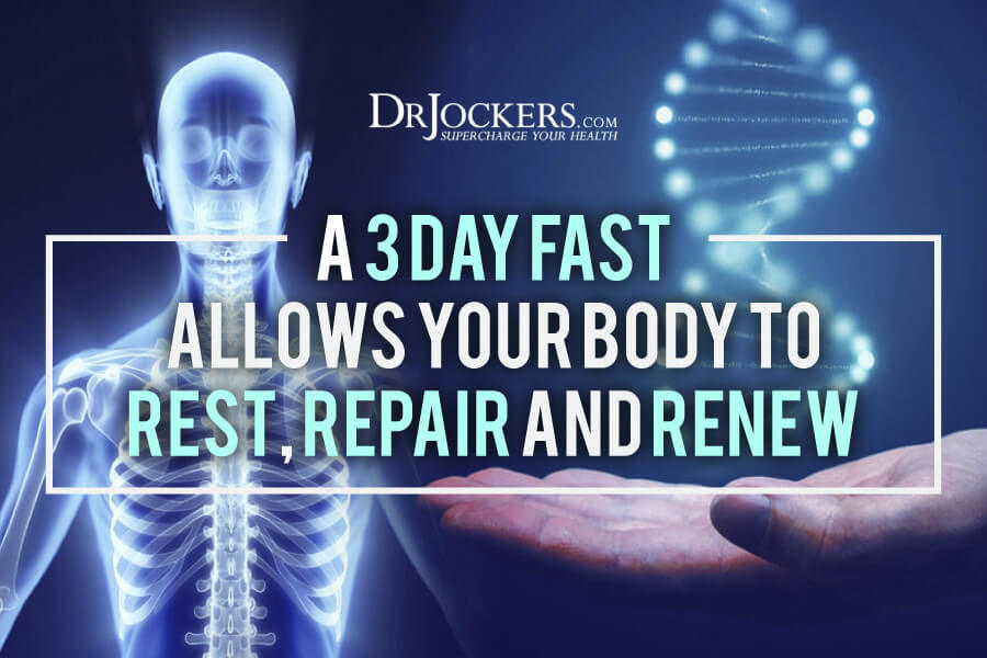3 day fast, How a 3 Day Fast Resets the Immune System