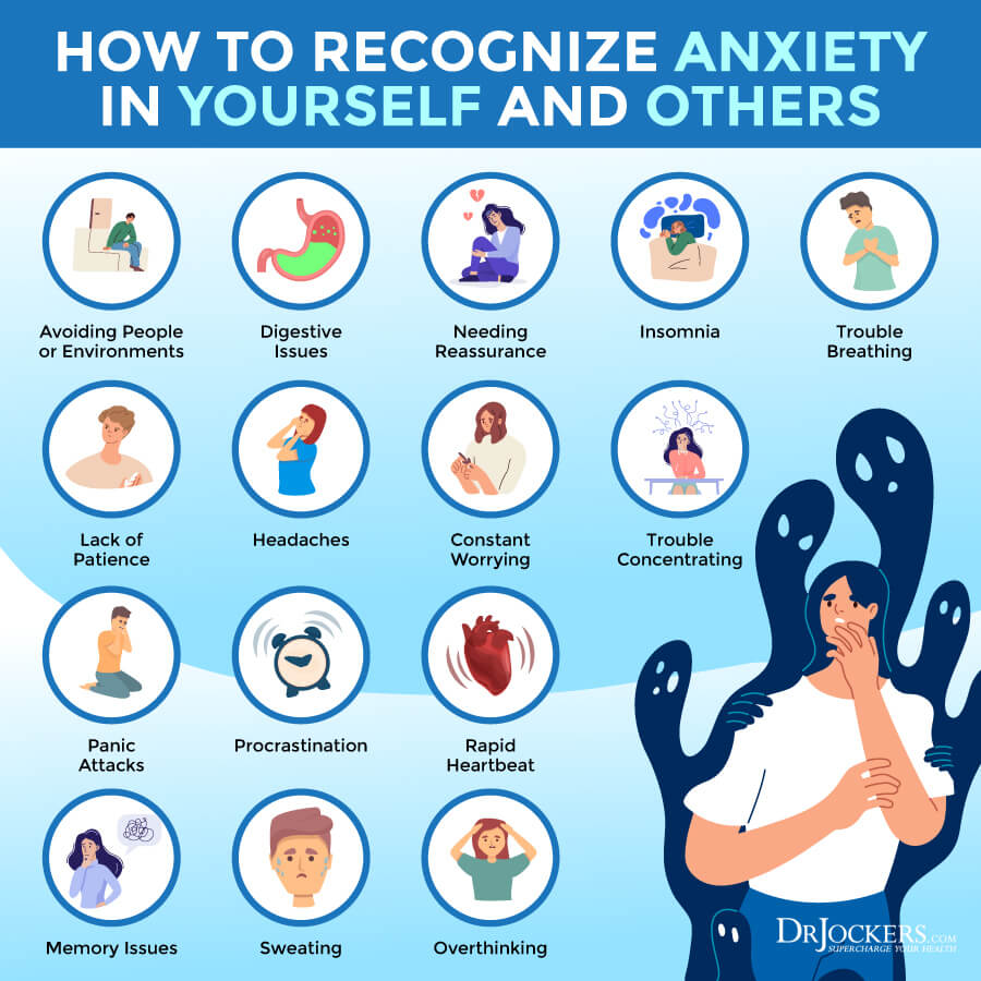 trigger anxiety, 6 Foods That Trigger Anxiety and What To Eat Instead